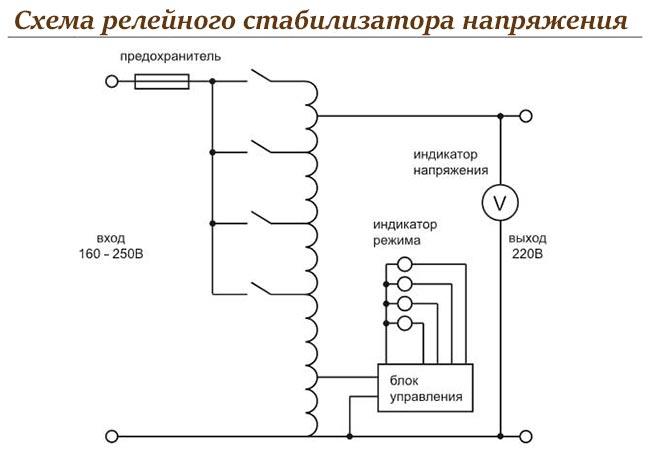 48в схема стабилизатор напряжения стабилизатор напряжения производства новосибирск