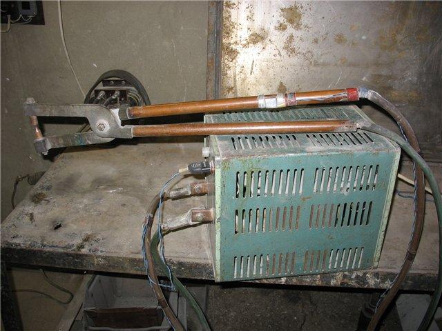 Контактная сварка из сварочного аппарата сварочный аппарат инверторный 140